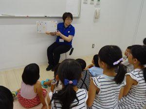 子ども工作教室